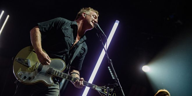 Queens of the Stone Age live @ Key Arena – 25JAN2018 ...